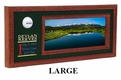 Hole In One Personalized Photo Display