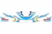 2016 Twister Front Nose Graphic Kit