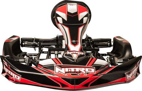 Go Karts Columbus >> #1 CADET CHASSIS AROUND! NITRO KART ROLLING CHASSIS