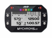Mychron 5 2T Gauge with Two Temperatures, RPM Lead, GPS, Lap Timer