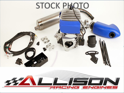 SPECIAL!! NATIONAL LEVEL ALLISON MICRO/MINI SWIFT GO KART ENGINE!! BEST OF THE BEST!!