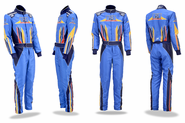 New! OMP FA Racing Kart Suit, Fernando Alonso