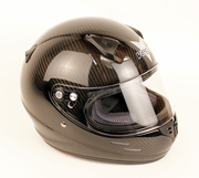 New! Vega KJ2 Junior Karting Helmet - Carbon Fiber