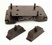 Odenthal EZ Set Two Piece Engine Mount 10 Degree For Leopard, X30, IAME Mini Swift, Rotax, K-80, KPV, Includes Clamps, Select Size