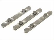 PKT 6 x 5 x 60 Axle Key w/6mm Pegs