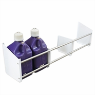 Single Row Fuel Jug Rack - 6 Position