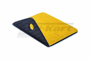 SOLD OUT!!  CARBON EXHAUST DEFLECTOR