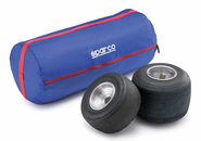 SPARCO KART TIRE BAG, BLUE