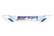 Top Kart USA Visor Strip