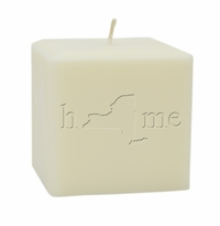 "4"" SOY BLEND CANDLE : HOME STATE"