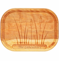 ARTISAN CATTAIL BOARD: LARGE BOARD PERSONALIZED