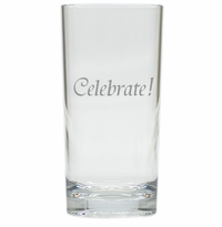 CELEBRATE! HIGHBALL: SET OF 4 (Unbreakable)