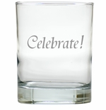 CELEBRATE! OLD FASHIONED - SET OF 4 (Unbreakable)