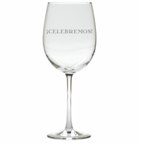 CELEBREMOS WINE STEMWARE - SET OF 4 (GLASS)