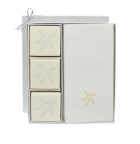 COURTESY GIFT SET : GOLD STARFISH