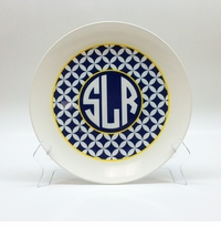 "Custom  Personalized 10"" Plate"