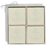 ECO-LUXURY : 4 SQUARE GUEST BARS ANCHOR MOTIF
