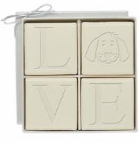 ECO-LUXURY : 4 SQUARE GUEST BARS DOG LOVE MOTIF