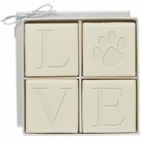 ECO-LUXURY : 4 SQUARE GUEST BARS LOVE PAW