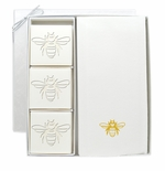 ECO LUXURY & SIGNATURE SPA: COURTESY GIFT SET : BEE ICON IN GOLD