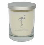 ECO-LUXURY SOY CANDLE FLAMINGO