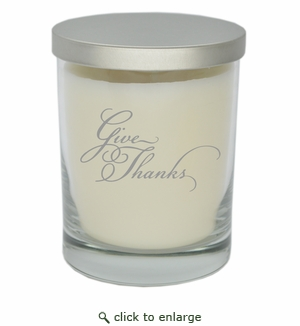 ECO-LUXURY SOY CANDLE: GIVE THANKS