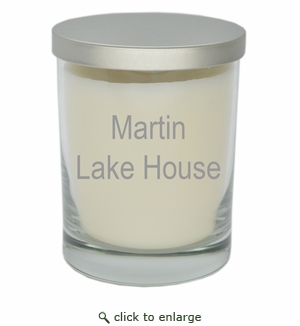 ECO-LUXURY SOY CANDLE LAKE HOUSE