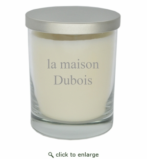 ECO-LUXURY SOY CANDLE MAISON