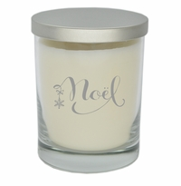 ECO-LUXURY SOY CANDLE: NOEL