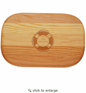 """EVERYDAY BOARD: 10"""" x 7"""" SMALL PERSONALIZED LIFE PRESERVER"""