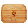 """EVERYDAY BOARD: 21"""" x 15"""" LARGE PERSONALIZED DOG"""