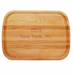 EVERYDAY BOARD: LARGE PERSONALIZED ZIP CODE