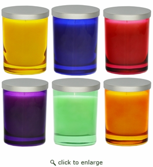 Gem Collection Candles : Eco-Luxury Décor - Mom's the world!