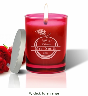 Gem Collection Candles : RUBY