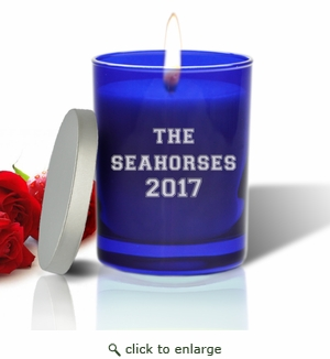 Gem Collection Candles : SAPPHIRE