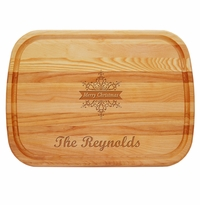 HOLIDAY BOARDS & SERVING TRAYS 20% OFF