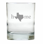 HOME STATE OLD FASHIONED - SET OF 4 (Unbreakable)
