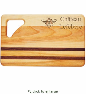 """INTEGRITY BOARD: 10"""" x 6"""" SMALL PERSONALIZED BEE"""