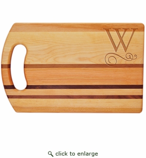 "INTEGRITY BOARD: 14"" x 9"" BREAD BOARD MEDIUM PERSONALIZED"