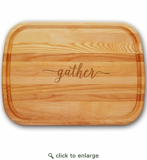 Large Everyday Board  : Gather
