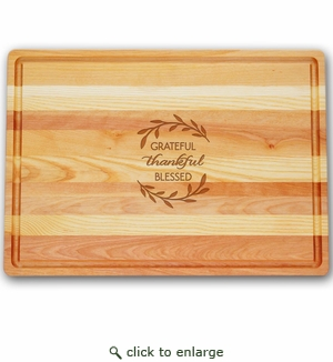 Large  Master Collection Board : Grate Thankful Blessed