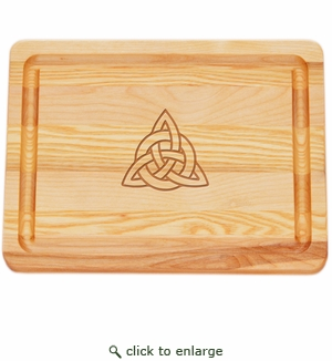 "MASTER COLLECTION: 10"" x 7.5"" SMALL BOARD: Celtic Knot"