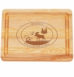 """MASTER COLLECTION: 10"""" x 7.5"""" SMALL BOARD PERSONALIZED WILDGAME"""