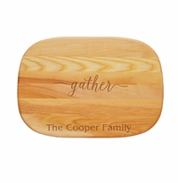 Personalized Gather Medium Everyday Board