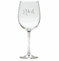 NOEL WINE STEMWARE - SET OF 4 (GLASS)