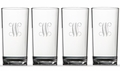 PERSONALIZED HIGHBALL: SET OF 4 (Unbreakable)