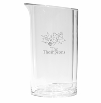 PERSONALIZED LEAF WINE COOLER