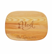 Personalized Noel Medium Everyday Board
