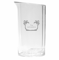 PERSONALIZED PALM TREES WINE COOLER