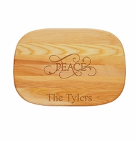 Personalized Peace Medium Everyday Board